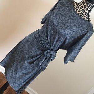 Ann Taylor Dress Waist Tie Size M